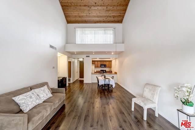 435 S La Fayette Park Place #319, Los Angeles (City), CA 90057 (#20586168) :: Berkshire Hathaway HomeServices California Properties