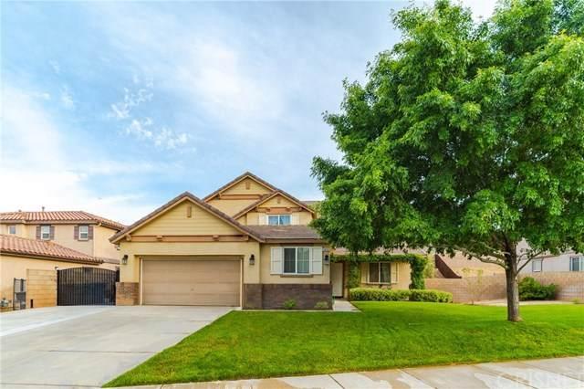 6830 Princessa Drive, Palmdale, CA 93551 (#SR20107609) :: Powerhouse Real Estate