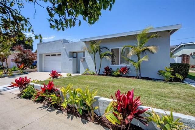 1181 Tennyson Street, Manhattan Beach, CA 90266 (#SB20107527) :: Powerhouse Real Estate