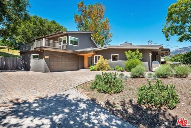 620 Mission Ridge Road, Santa Barbara, CA 93103 (#20584474) :: Allison James Estates and Homes