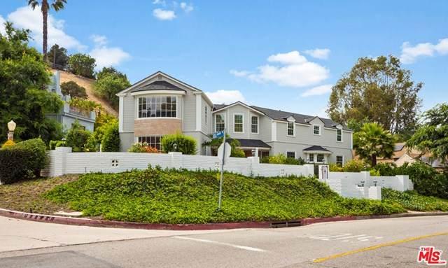 4209 Woodcliff Road, Sherman Oaks, CA 91403 (#20583862) :: Powerhouse Real Estate
