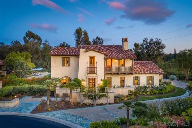 6973 Corte Lusso, Rancho Santa Fe, CA 92091 (#200025647) :: Team Tami