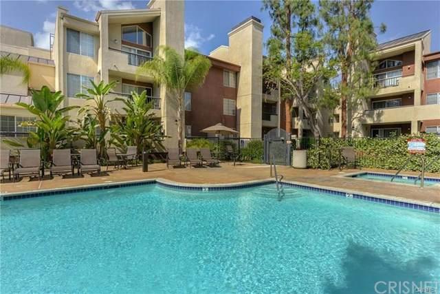 5535 Canoga Avenue #135, Woodland Hills, CA 91367 (#SR20107763) :: Compass