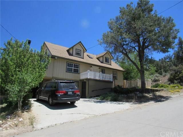 126 Pinon Street, Frazier Park, CA 93225 (#CV20107870) :: Blake Cory Home Selling Team