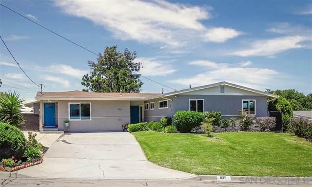 835 Magarian, Fallbrook, CA 92028 (#200025698) :: Anderson Real Estate Group
