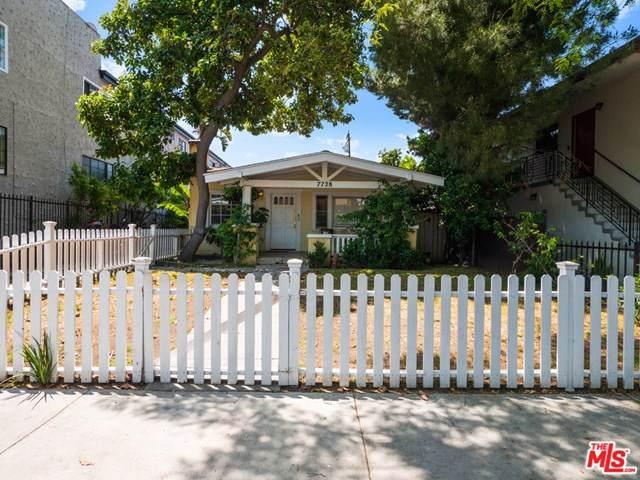 7726 Norton Avenue, West Hollywood, CA 90046 (#20587116) :: Powerhouse Real Estate