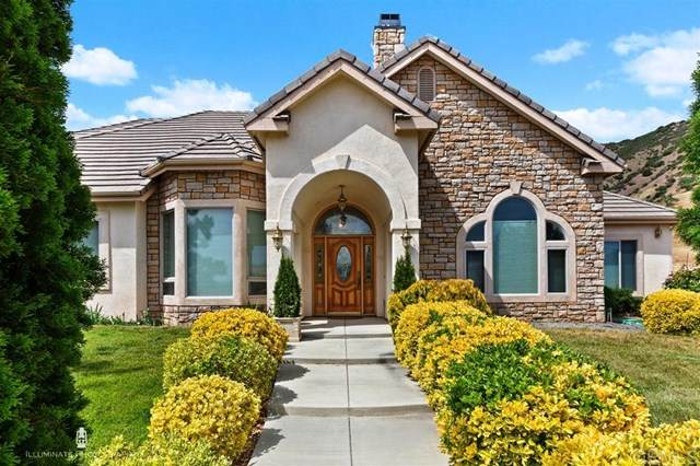 22100 Mountain Springs Ln, Tehachapi, CA 93561 (#200025742) :: Blake Cory Home Selling Team