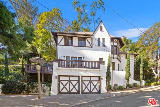 5860 Carolus Drive, Los Angeles (City), CA 90068 (#20587124) :: Go Gabby