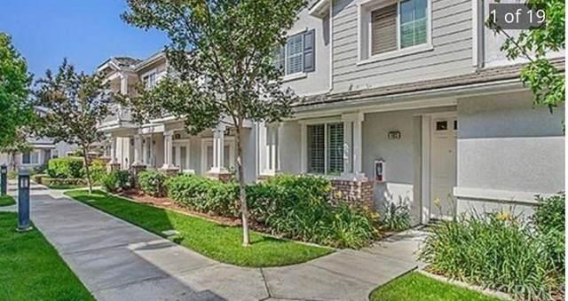9442 Jack Rabbit Drive #102, Rancho Cucamonga, CA 91730 (#SW20107942) :: RE/MAX Empire Properties