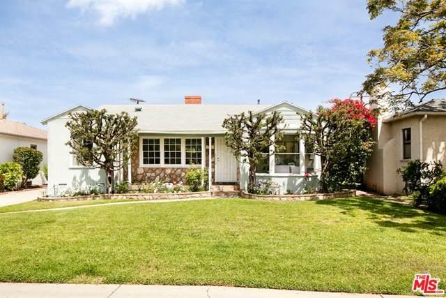 2409 Pearl Street, Santa Monica, CA 90405 (#20587132) :: RE/MAX Masters