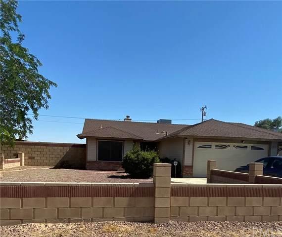 8549 Redwood Boulevard, California City, CA 93505 (#CV20108328) :: Blake Cory Home Selling Team