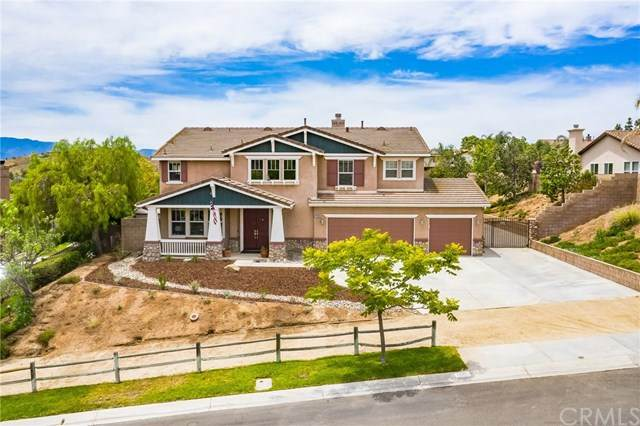 1586 Clydesdale Court, Norco, CA 92860 (#IG20104361) :: Blake Cory Home Selling Team