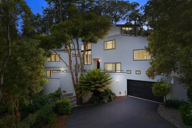 36 Kite Hill Road, Santa Cruz, CA 95060 (#ML81795430) :: Compass