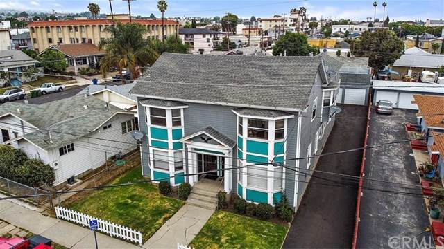 584 W 11th Street, San Pedro, CA 90731 (#SB20108406) :: Sperry Residential Group