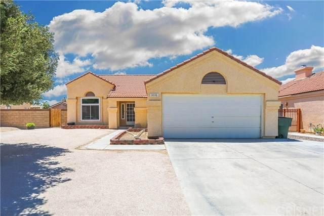 1016 Fairwind Avenue, Rosamond, CA 93560 (#SR20108020) :: Blake Cory Home Selling Team