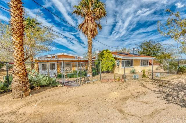 62226 Cummins Way, Joshua Tree, CA 92252 (#JT20108607) :: The Costantino Group | Cal American Homes and Realty