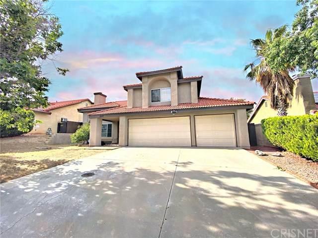 1047 Marigold Avenue, Palmdale, CA 93551 (#SR20107989) :: Powerhouse Real Estate