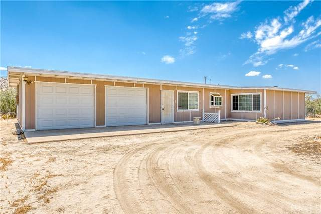 50457 Twentynine Palms Highway, Morongo Valley, CA 92256 (#JT20108727) :: The Costantino Group | Cal American Homes and Realty