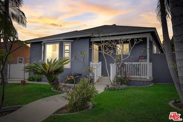 11911 Lucile Street, Culver City, CA 90230 (#20587266) :: Wendy Rich-Soto and Associates