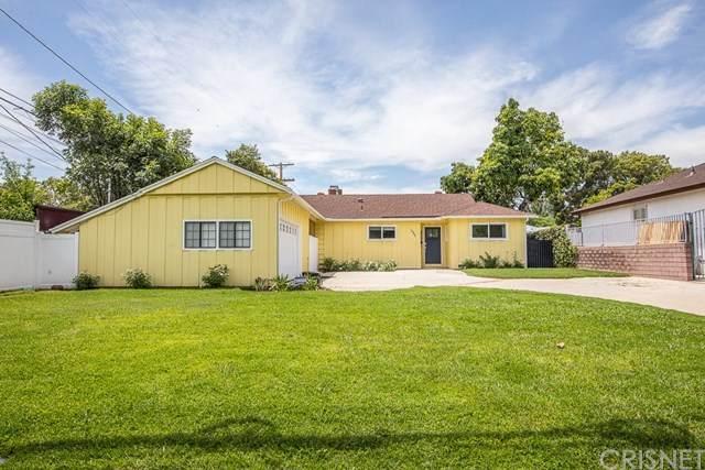 10865 Encino Avenue, Granada Hills, CA 91344 (#SR20106311) :: Blake Cory Home Selling Team