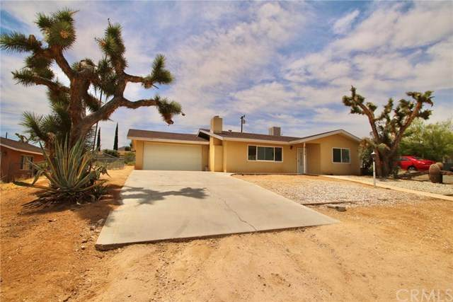 61475 Alta Vista Drive, Joshua Tree, CA 92252 (#JT20108779) :: The Costantino Group | Cal American Homes and Realty