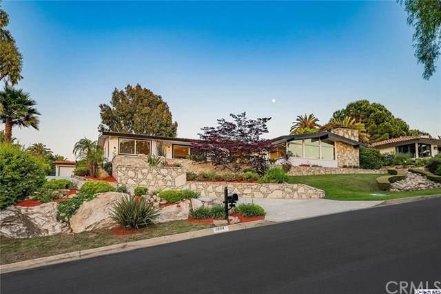 1404 Via Gabriel, Palos Verdes Estates, CA 90274 (#320001858) :: Millman Team