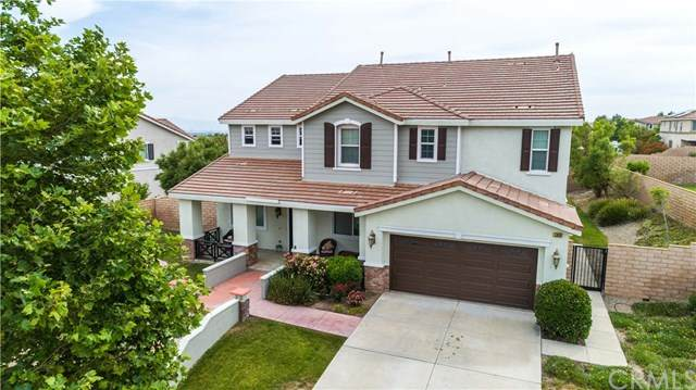 5036 Snowberry Drive, Fontana, CA 92336 (#CV20108831) :: The Costantino Group | Cal American Homes and Realty