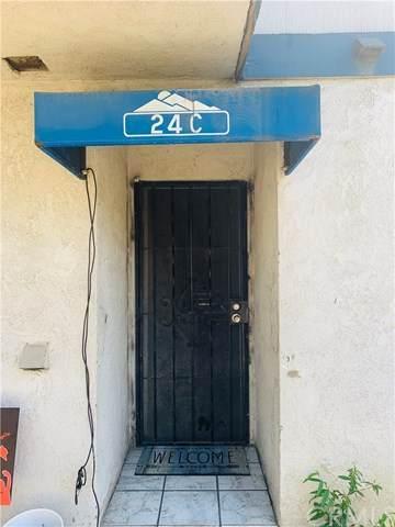 16770 San Bernardino Avenue E95, Fontana, CA 92335 (#CV20107916) :: The Najar Group