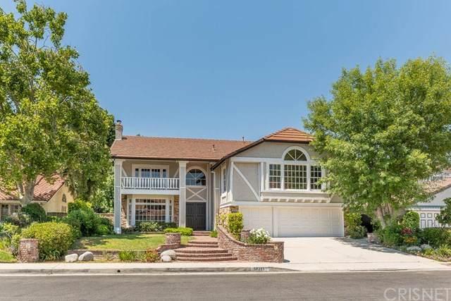 18311 Charlton Lane, Porter Ranch, CA 91326 (#SR20108895) :: RE/MAX Masters