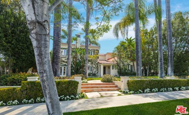 611 N Rexford Drive, Beverly Hills, CA 90210 (#20586938) :: Wendy Rich-Soto and Associates
