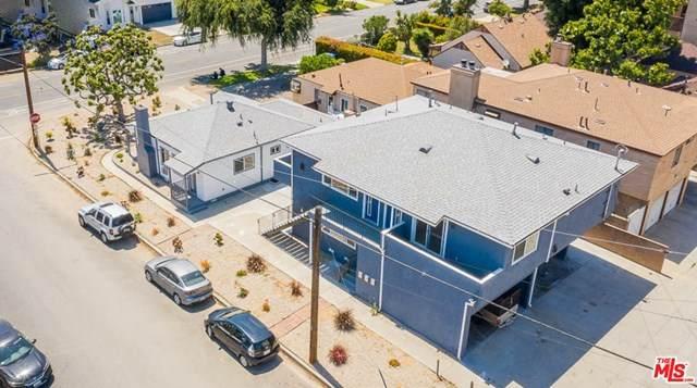 3872 Bentley Avenue, Culver City, CA 90232 (#20587588) :: Wendy Rich-Soto and Associates