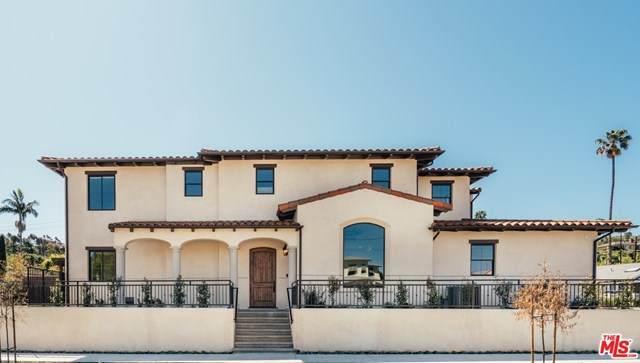 3836 Lenawee Avenue, Culver City, CA 90232 (#20587510) :: Wendy Rich-Soto and Associates