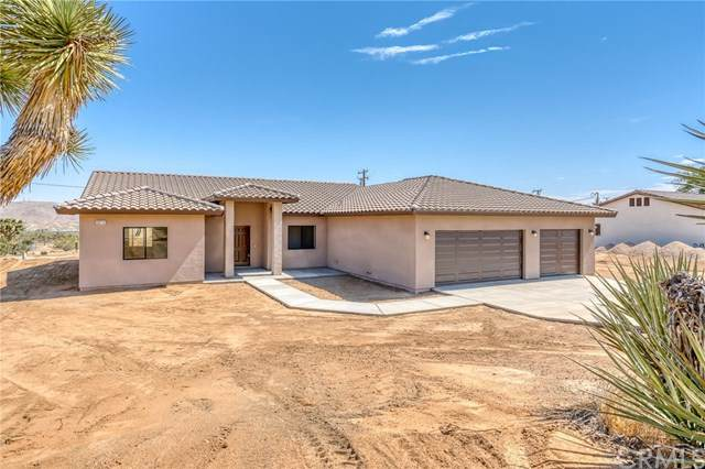 58710 Natoma, Yucca Valley, CA 92284 (#JT20109019) :: The Costantino Group | Cal American Homes and Realty
