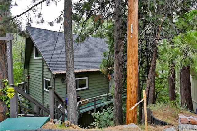 27044 Tunnel (Aka 606 Grass Valley) Drive, Lake Arrowhead, CA 92352 (#EV20108990) :: Keller Williams | Angelique Koster