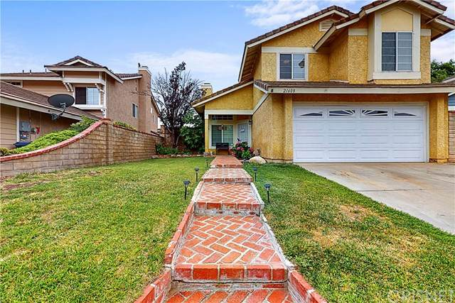 21608 Wisterly Court, Saugus, CA 91350 (#SR20109085) :: Camargo & Wilson Realty Team