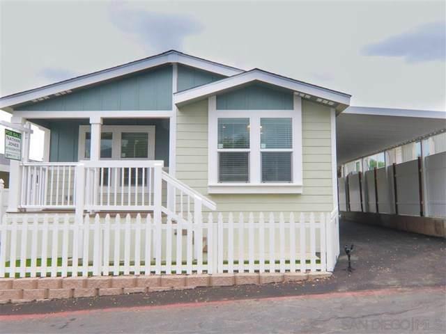 9902 Jamacha Blvd #17, Spring Valley, CA 91977 (#200026055) :: Camargo & Wilson Realty Team