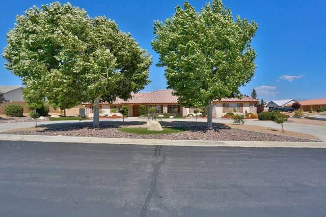 12755 Quail Summit Road, Apple Valley, CA 92308 (#525160) :: The Costantino Group | Cal American Homes and Realty
