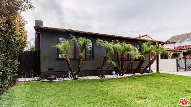 166 N Gardner Street, Los Angeles (City), CA 90036 (#20587288) :: Better Living SoCal