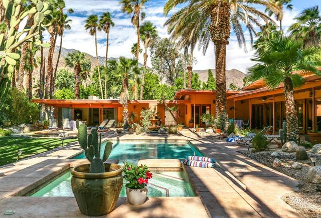 421 W Mariscal Road, Palm Springs, CA 92262 (#219044207PS) :: Veronica Encinas Team