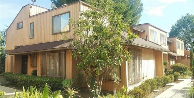 12351 Osborne Street #13, Pacoima, CA 91331 (#SR20110453) :: Millman Team