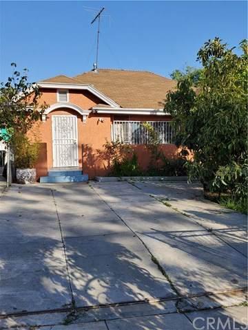 1042 N Evergreen Avenue, East Los Angeles, CA 90033 (#SB20110724) :: The Parsons Team