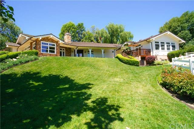 5 Chesterfield Road, Rolling Hills, CA 90274 (#SB20111523) :: Millman Team