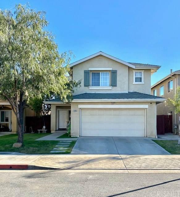 11235 Plum Court, San Fernando, CA 91340 (#SR20111587) :: The Brad Korb Real Estate Group