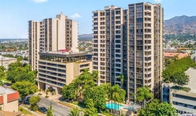 343 Pioneer Drive #1604, Glendale, CA 91203 (#320001899) :: The Brad Korb Real Estate Group