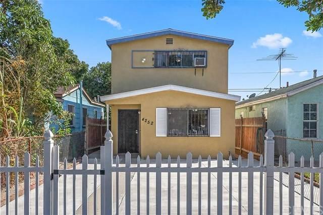 4252 Agnes Avenue, Lynwood, CA 90262 (#PW20107225) :: Crudo & Associates