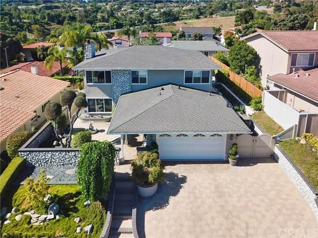 4964 Delacroix Road, Rancho Palos Verdes, CA 90275 (#PV20112303) :: Sperry Residential Group