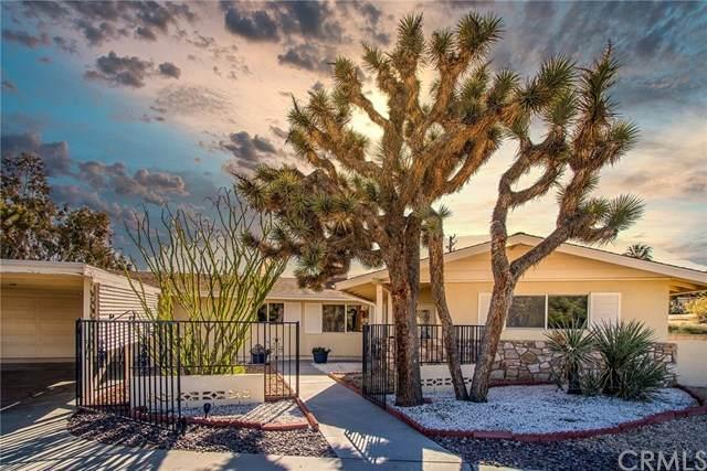 7552 Cardillo, Yucca Valley, CA 92284 (#SW20112942) :: RE/MAX Masters