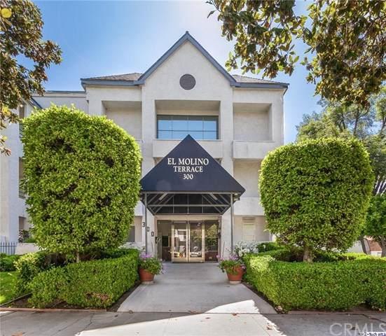 300 N El Molino Avenue #211, Pasadena, CA 91101 (#320001940) :: Berkshire Hathaway HomeServices California Properties