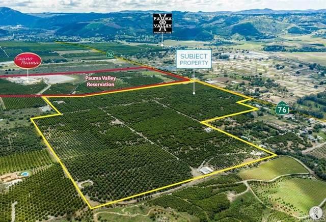 15160 Pauma Reservation Rd & 34433-34435 El Sendero Dr, Pauma Valley, CA 92061 (#200027136) :: A|G Amaya Group Real Estate