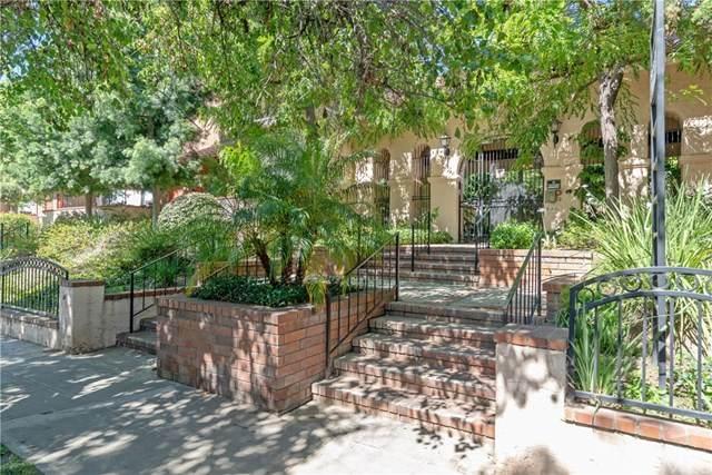 1711 Grismer Avenue #87, Burbank, CA 91504 (#BB20113875) :: Brandon Hobbs Group
